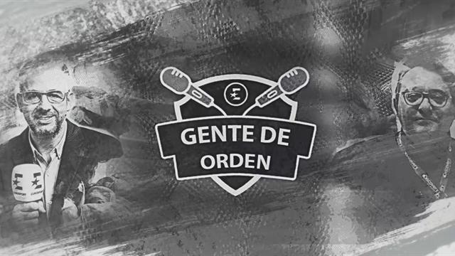 Gente de Orden, episodio 3: Fernando Ruiz e Iván Castelló