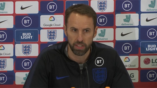 Southgate defends decision to drop Sterling after Gomez fallout
