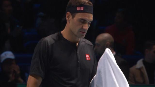 Masters - Federer entretient l'espoir