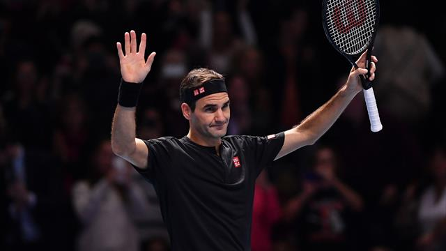 Federer 'excited' for first Djokovic showdown since Wimbledon epic