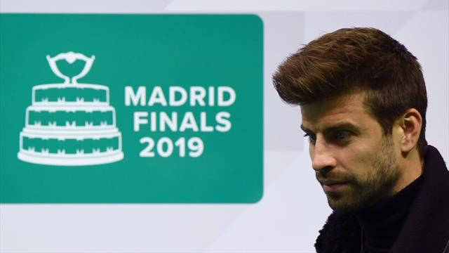 Madrid se prepara para una Copa Davis con los mejores del mundo