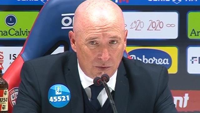 """Maran: """"Il Cagliari non si deve porre limiti e deve viverla con entusiasmo con la sua gente"""""""