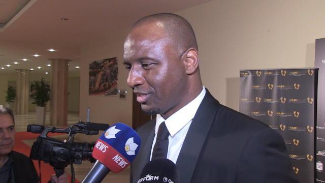 "Golden Foot Award - Vieira : ""Modrić, c'est la classe"""
