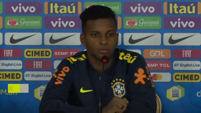 Rodrygo: My dream was to play with Ronaldo