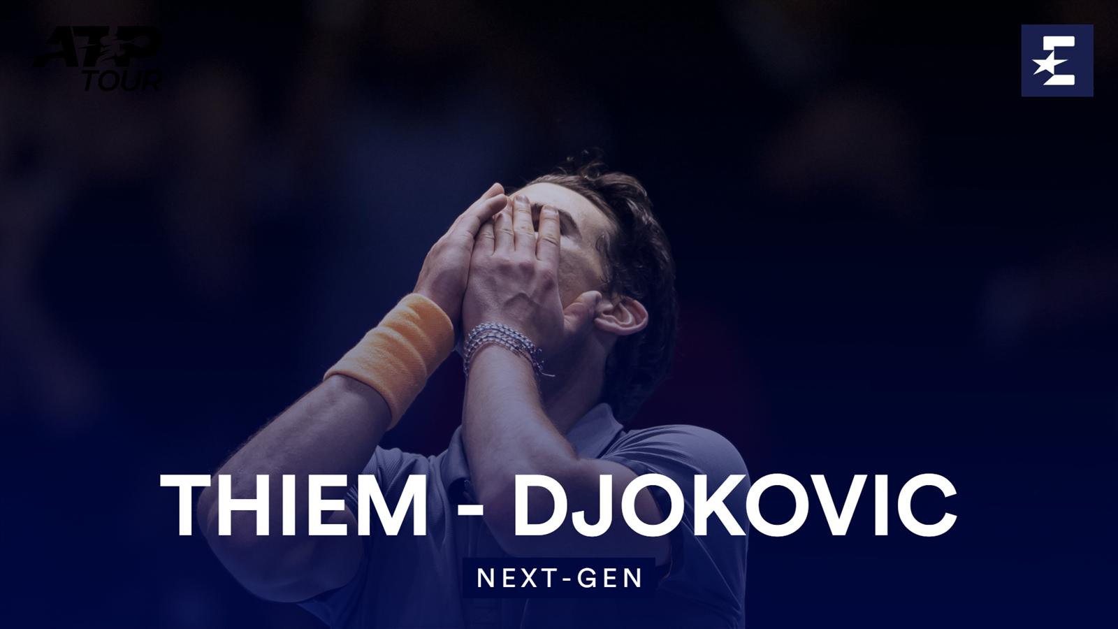 После победы над Федерером у Тима проснулся зверский аппетит, и он слопал еще и Джоковича