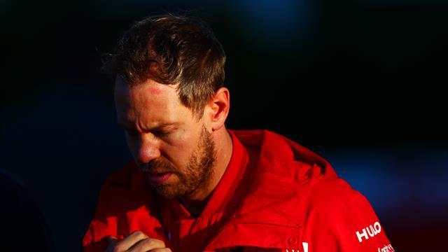 100 Rennen in Rot, kein Titel: Aber Vettel hält an seinem Ferrari-Traum fest