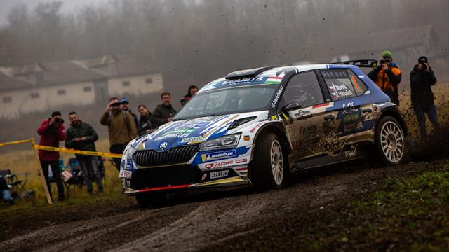 Mares demonstrates podium pace on ERC prize drive