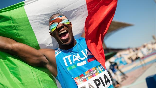 Meraviglioso argento di Oney Tapia nel lancio del disco ai Mondiali paralimpici