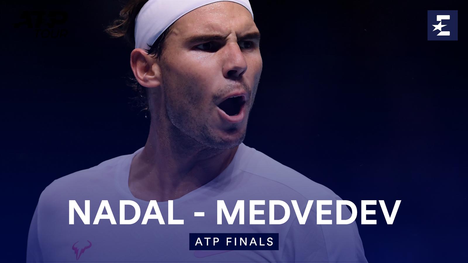 Самый горький хайлайт года: Медведев подарил Надалю выигранный матч