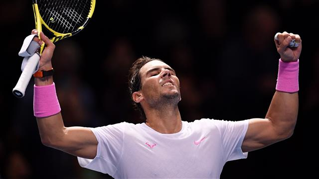 La double peine pour Djokovic : Nadal finira l'année N°1
