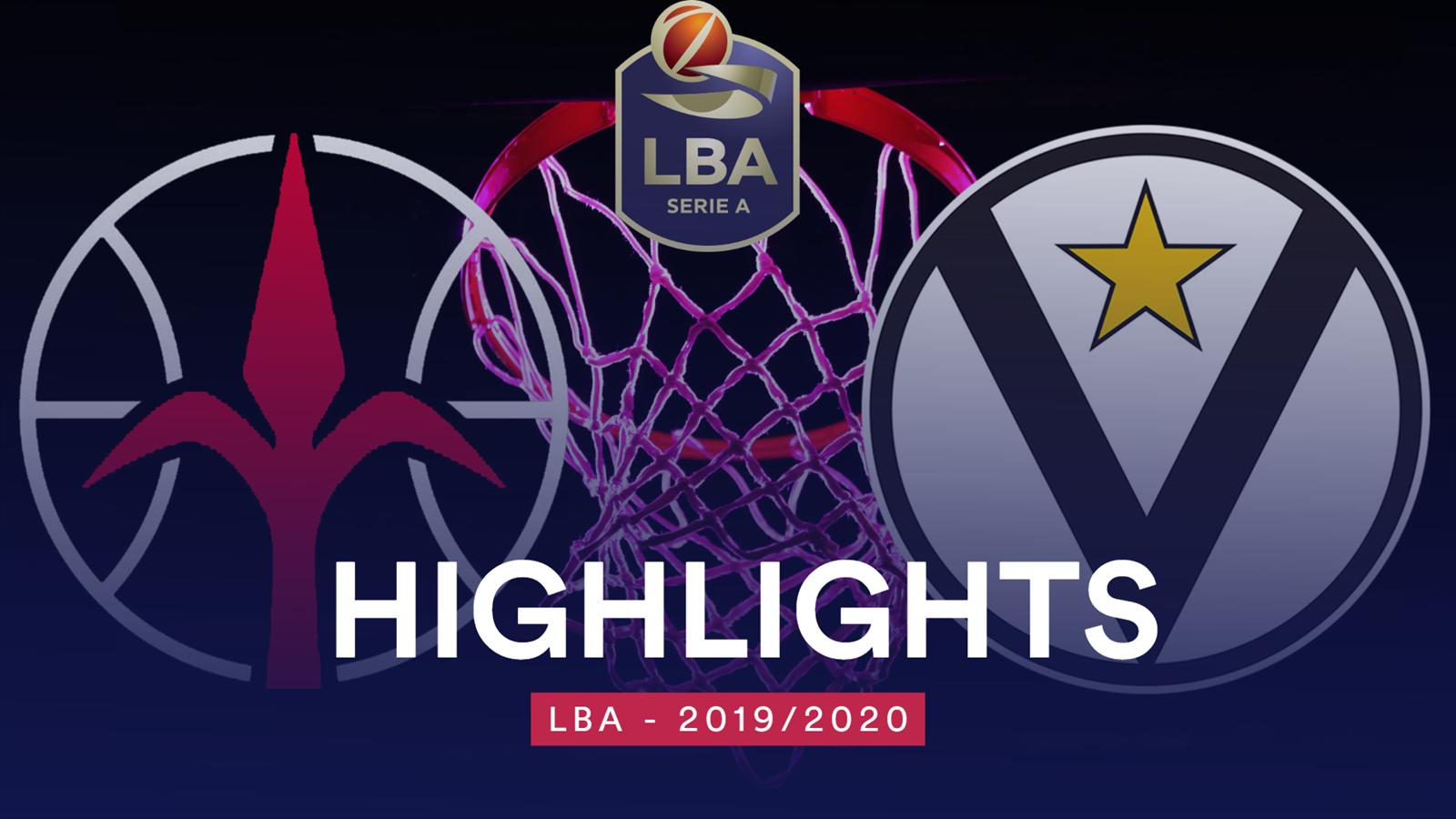 VIDEO - Highlights: Pallacanestro Trieste-Segafredo Virtus Bologna 85-89 d1ts - Eurosport.it