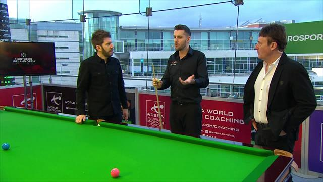 Shots Recreated Flashback: Jimmy White and Mark Selby attempt 'horrible' escape