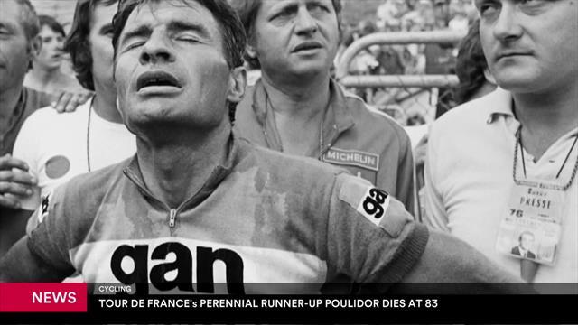 Fallece la leyenda ciclista Raymond Poulidor