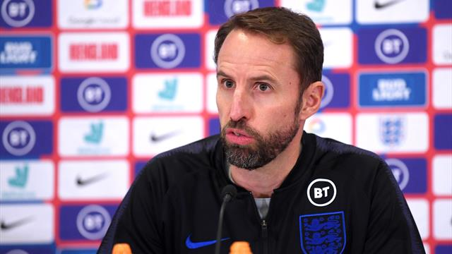 Sterling not 'hugely enthusiastic' about Southgate's handling of Gomez incident