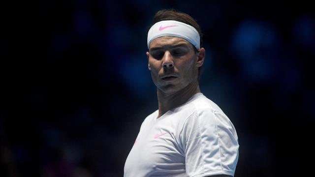 'I got lucky' - Rafa Nadal on stunning fightback in win over Daniil Medvedev