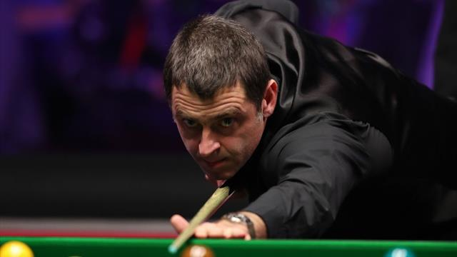 O'Sullivan cruises through to last eight
