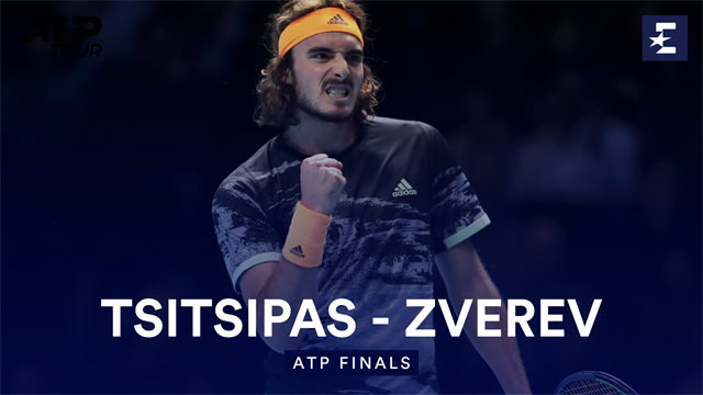 Désarmant de facilité, Tsitsipas a replongé Zverev dans ses doutes