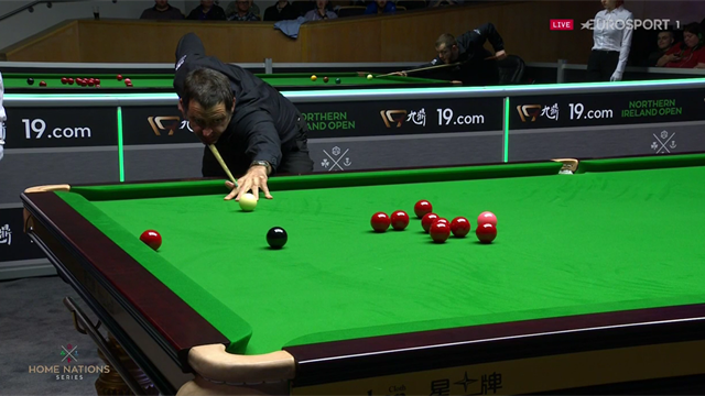 O'Sullivan makes century in Lei Peifan win