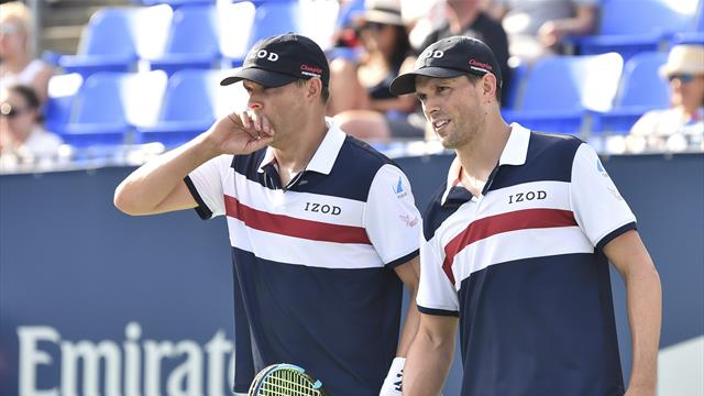 Bryan brothers to bow out after 2020 U.S. Open