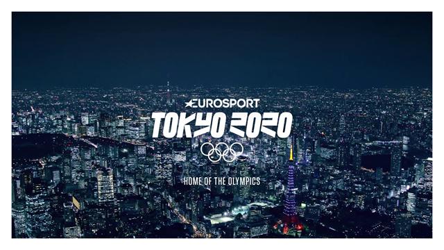 Eurosport è Home of The Olympics: Tokyo sta arrivando!