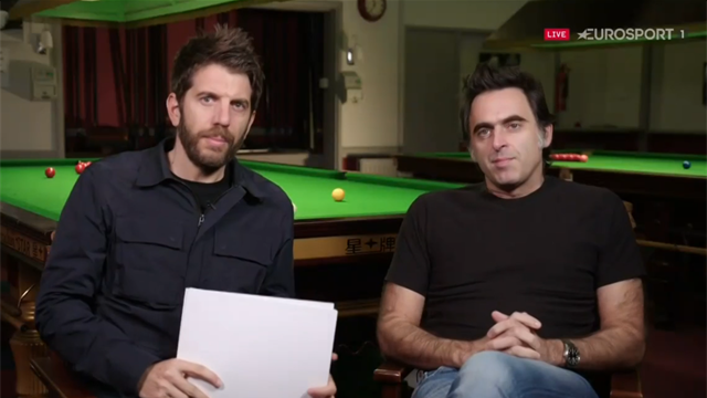 Ronnie O'Sullivan talks through the greatest Home Nations moments