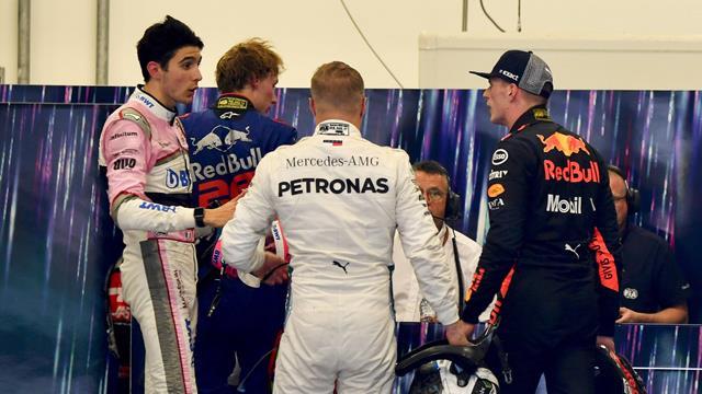 """""""Godasse de plomb"""" maudit, Montoya fauché, Verstappen furax : Le top des imprévus du GP Brésil"""