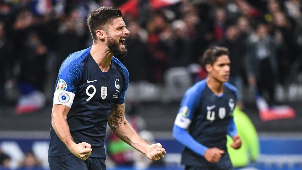 Calendrier Euro Football 2020.Euro 2020 Les Pronos De La Semaine Les Bleus Prets A