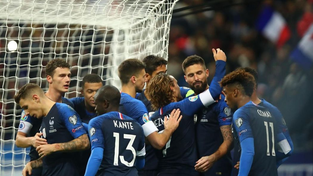 France Portugal Euro 2020 Calendrier.France Turkey And Czech Republic Qualify For Euro 2020