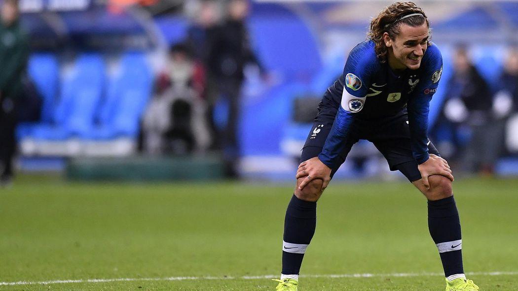 Euro 2020 France Calendrier.L Allemagne Tete De Serie La France Dans Le Chapeau 2 Le