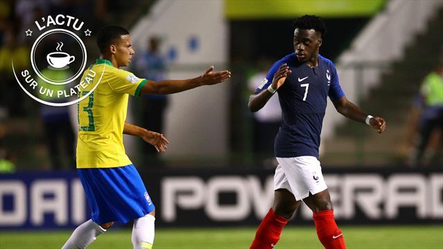 France - Brésil, qualification, Nadal : L'actu sur un plateau