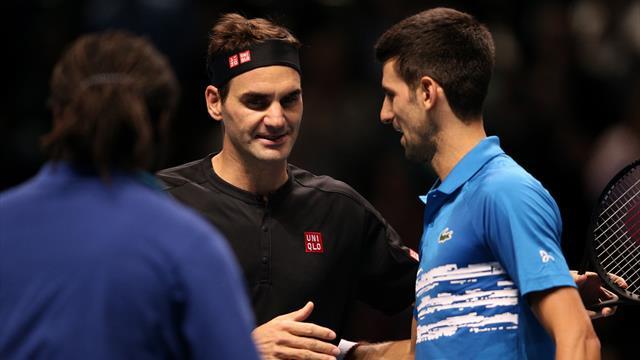 """Federer : """"La différence avec Wimbledon ? J'ai gagné une balle de match"""""""