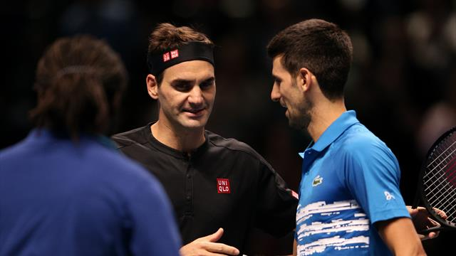 Джокович: «Федерер – образец даже для меня»