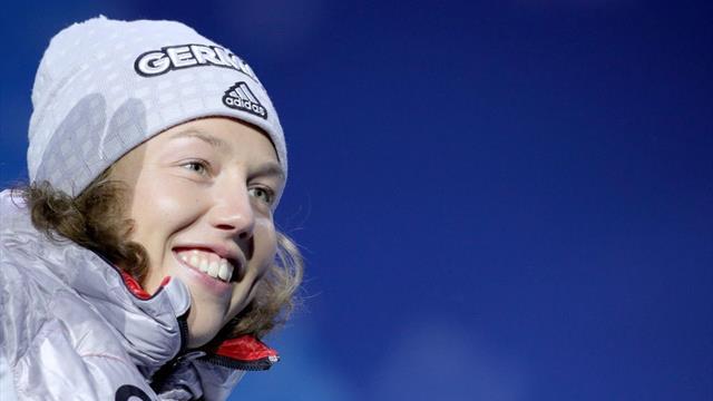 """""""Da fühl' ich mich wohl"""": Dahlmeier debütiert bei der Berglauf-WM"""