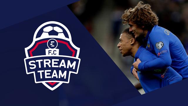 Les Bleus sont-ils les grands favoris de l'Euro 2020 ? On en a parlé dans le FC Stream Team