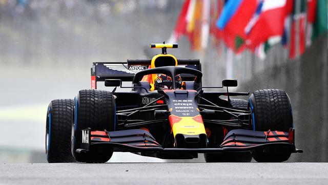 Verstappen s'offre sa deuxième pole à Sao Paulo — GP Brésil