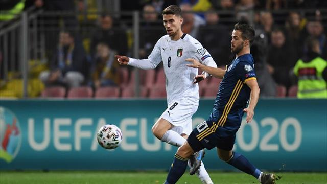 Infortunio Pjanic in Bosnia-Italia: