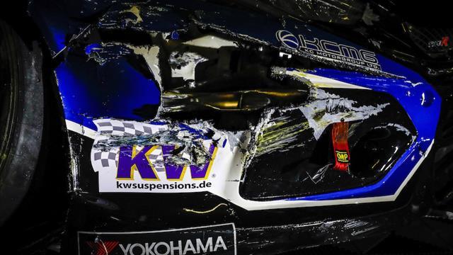 Wildcard Jim Ka To out of WTCR Race of Macau