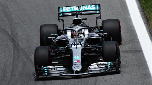 Hamilton am schnellsten: Weltmeister Favorit auf Pole in Brasilien