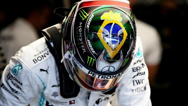'Lewis Hamilton has spirit of Ayrton' - Bruno Senna