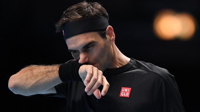Federer, de flamboyant à frustrant