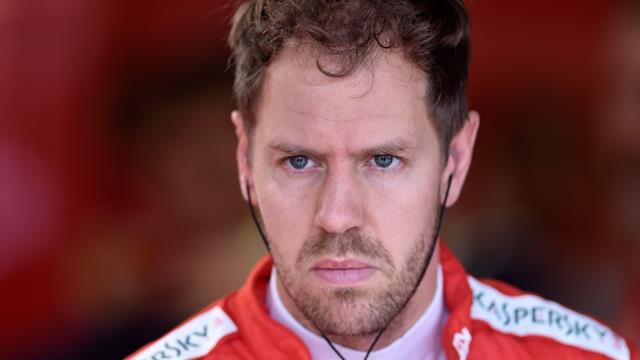 Pétages de plomb, déloyauté, clashes à répétition : quand Vettel voit rouge