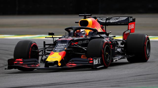 Verstappen grille la politesse à Mercedes et Ferrari