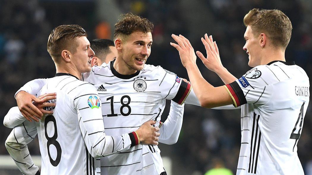 Em Qualifikation Deutschland Siegt Gegen Weissrussland Und