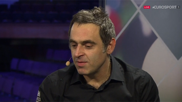 O'Sullivan not fussed by prospect of 37th ranking title