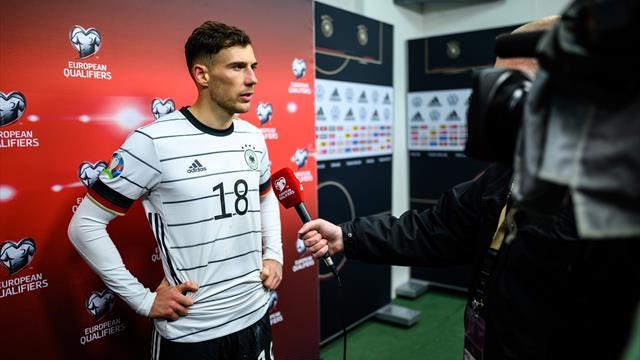 """Goretzka trotz 4:0-Sieg: """"Weiter Weg zu gehen"""""""