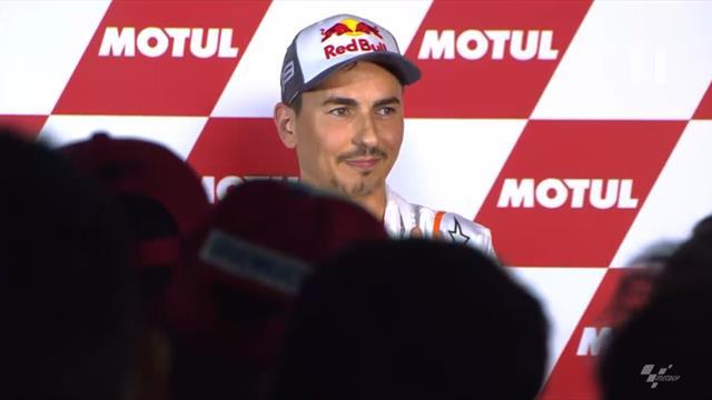 MotoGP | Het afscheid van Jorge Lorenzo