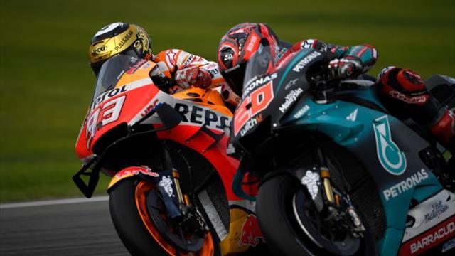 Le Grand Prix d'Argentine et le début de saison repoussés