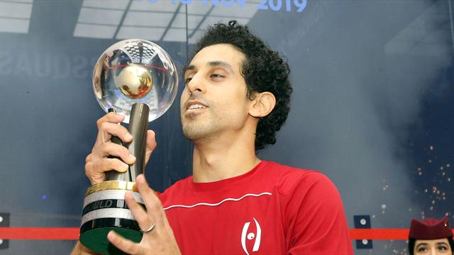 Momen crowned men's World Squash Champion