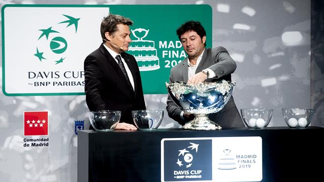 Les horaires tardifs ne plaisent pas à Rafael Nadal — Coupe Davis