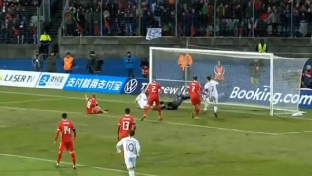 Роналду забил Люксембургу – на счету Криша стало 99 голов за сборную